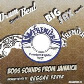 Blue Bells - Freedom Fighter / Dub (Premier / Reggae Fever) EU 7""